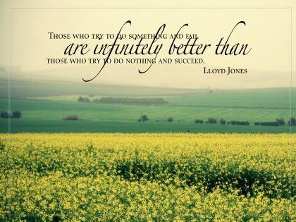 508-Jones Inspirational Quote Poster