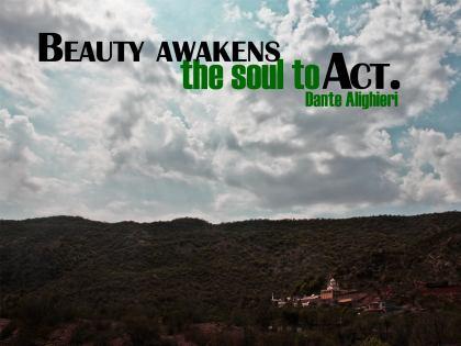 624-Alighieri Inspirational Quote Poster