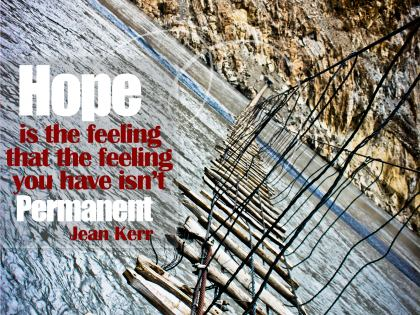 705-Kerr Inspirational Graphic Quote Poster