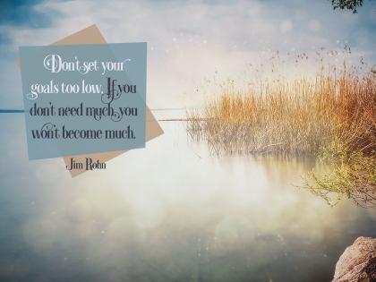 2583-Rohn Inspirational Quote Graphic