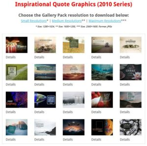 Inspirational Quote Posters