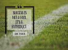 Success by Eric Taylor Inspirational Thought Graphic