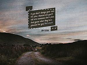 2662-Rohn Inspirational Quote Graphic